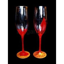 2 flutes St Valentin