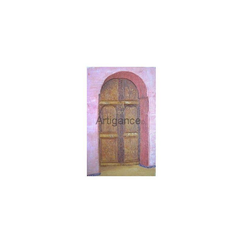 Panneau decoratif marocain