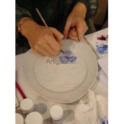 """Chèque Cadeau """"COURS de Peinture sur Porcelaine"""""""