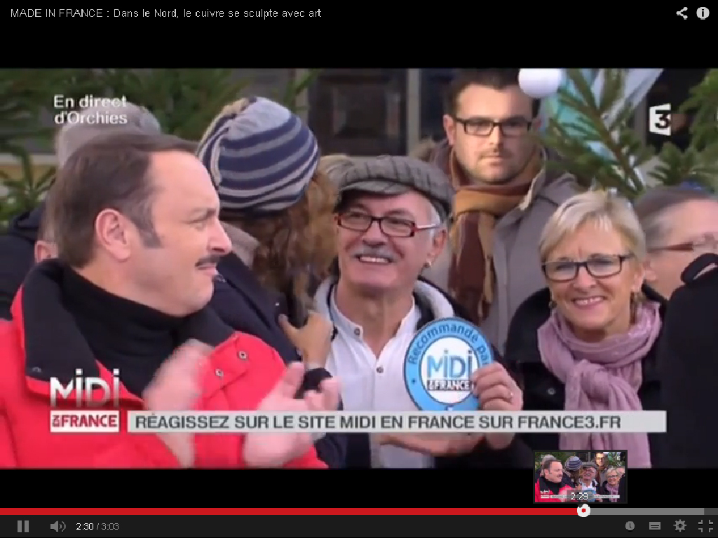 Didier Delitte France 3
