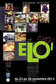 salon des mètiers d'art de Grande Synthe 2012
