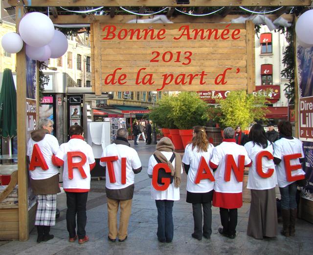 Voeux 2013 Artigance