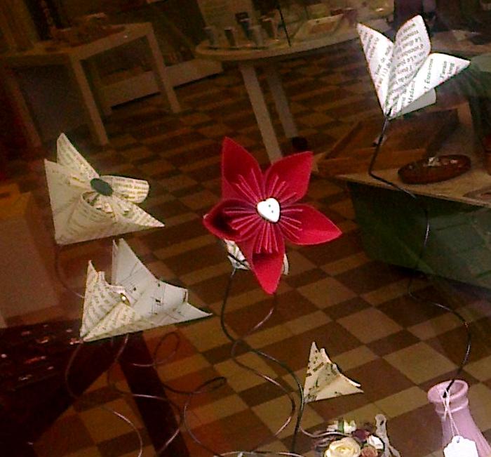 atelier fleur papier