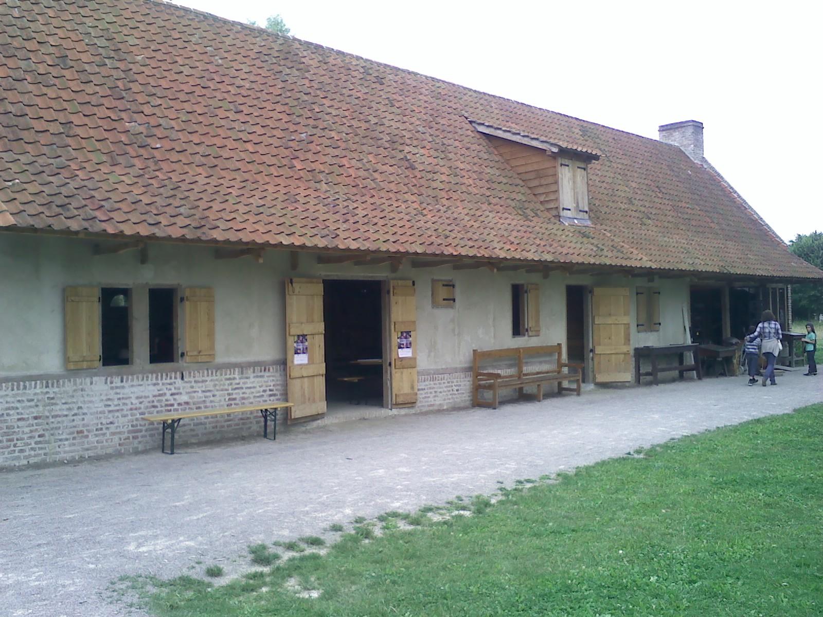 Musée de plein air de Villeuneuve d'Ascq