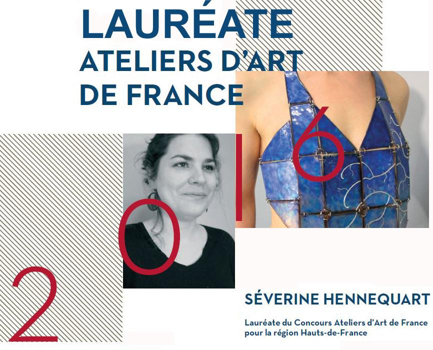 Séverine Hennequart - Atelier d'Art de France