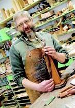 Photo du créateur Pierrick Wiel, un artisan dans la ville